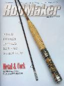 Oyster Bamboo on cover of Rodmaker Magazine